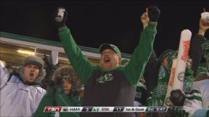 Saskatchewan Roughriders yet to sell out home playoff game